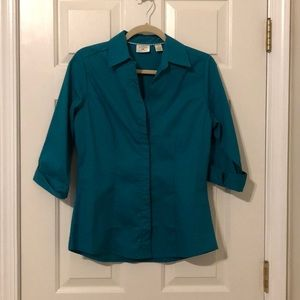 NWT Riders by Lee button-down